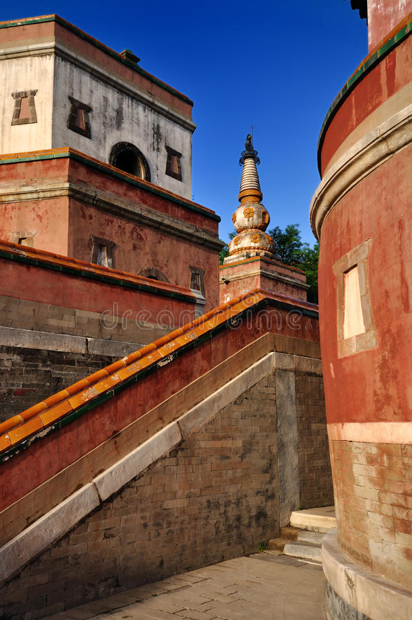 Download Small Potala Palace In Chengde Stock Photo - Image: 22180486