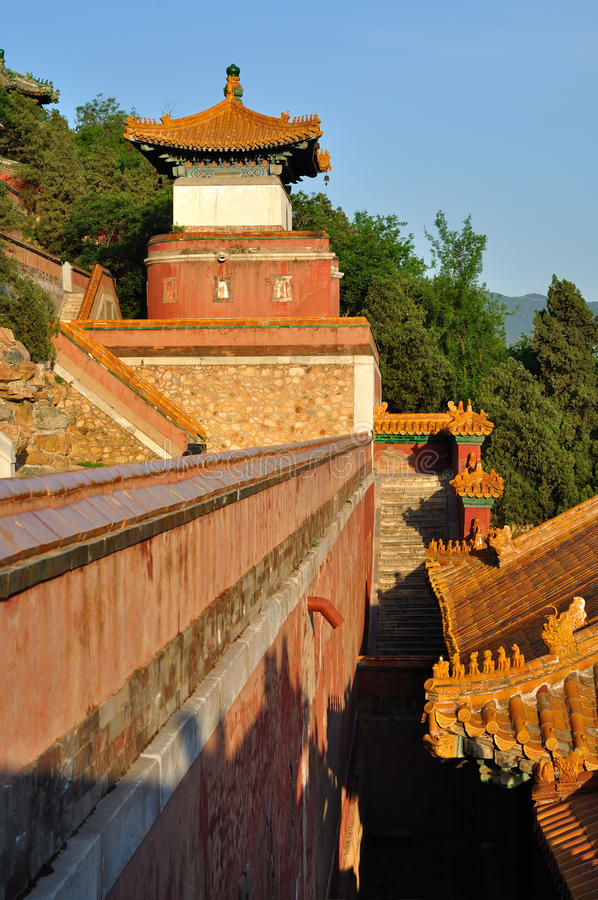Download Small Potala Palace In Chengde Stock Image - Image: 22180761