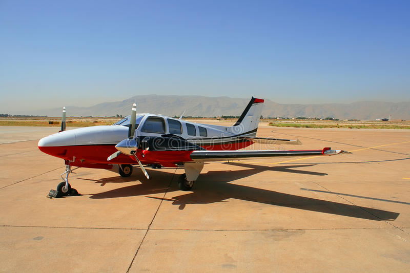 Download Small private airplane stock image. Image of trip, small - 14036521