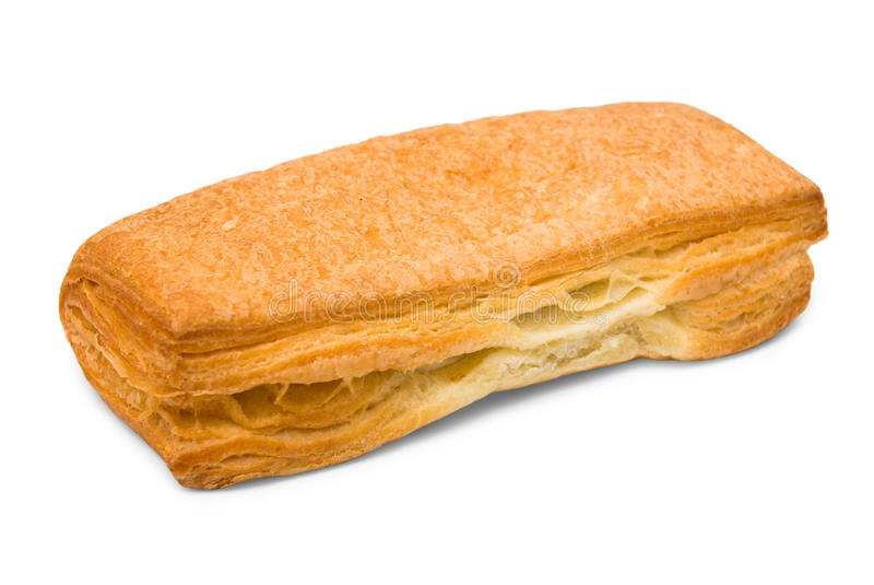 Small puff pastry royalty free stock image