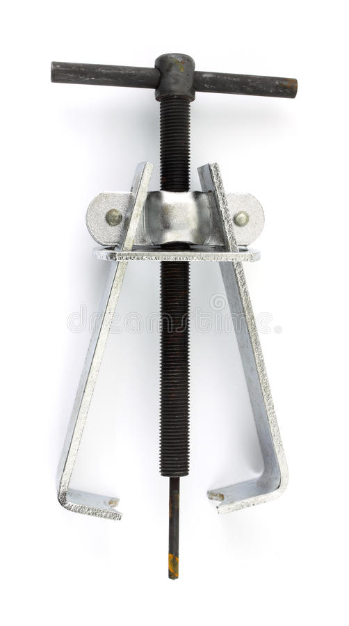 Download Small Puller For Gears And Bearings Stock Image - Image: 10804783