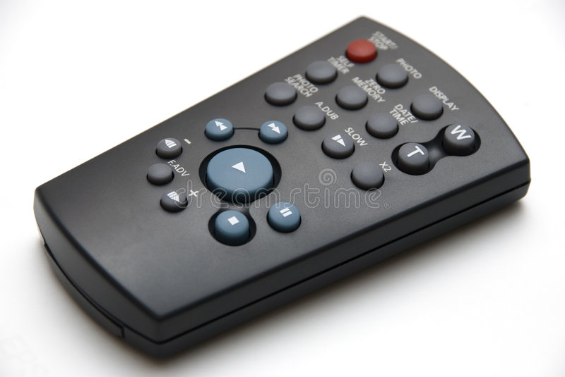 Small Remote Control stock photo