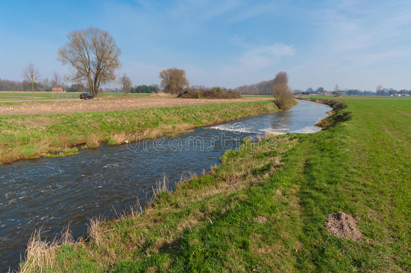 Download Small river stock image. Image of freshness, detail, green - 24624815