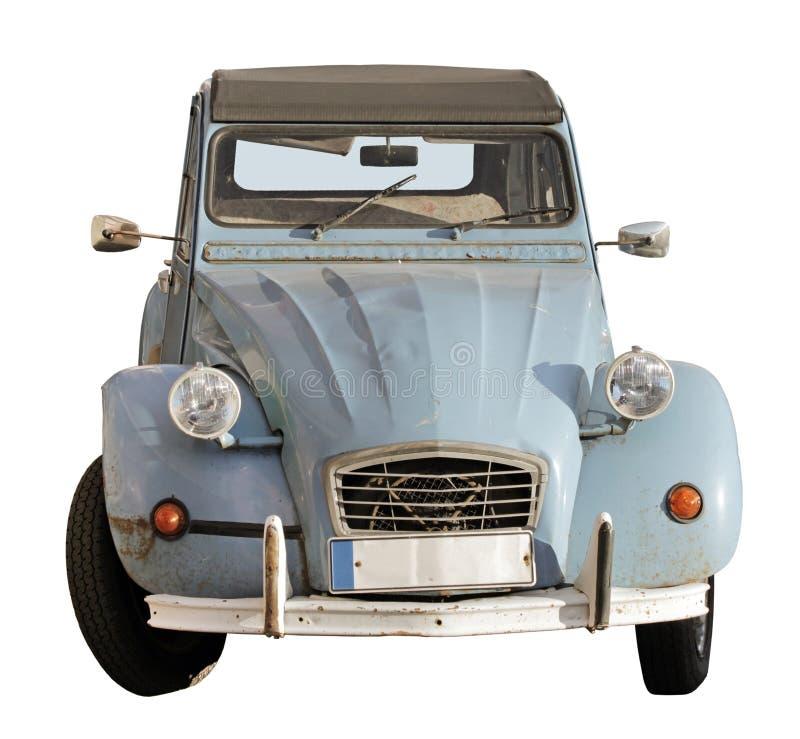Free Small Rusty Car Royalty Free Stock Photo - 29984185