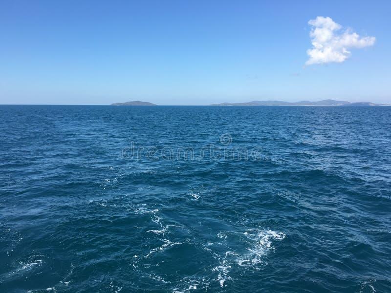 The Sea royalty free stock photos