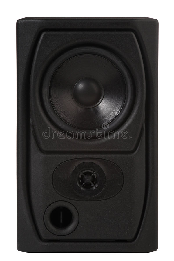 Small Speaker royalty free stock photo