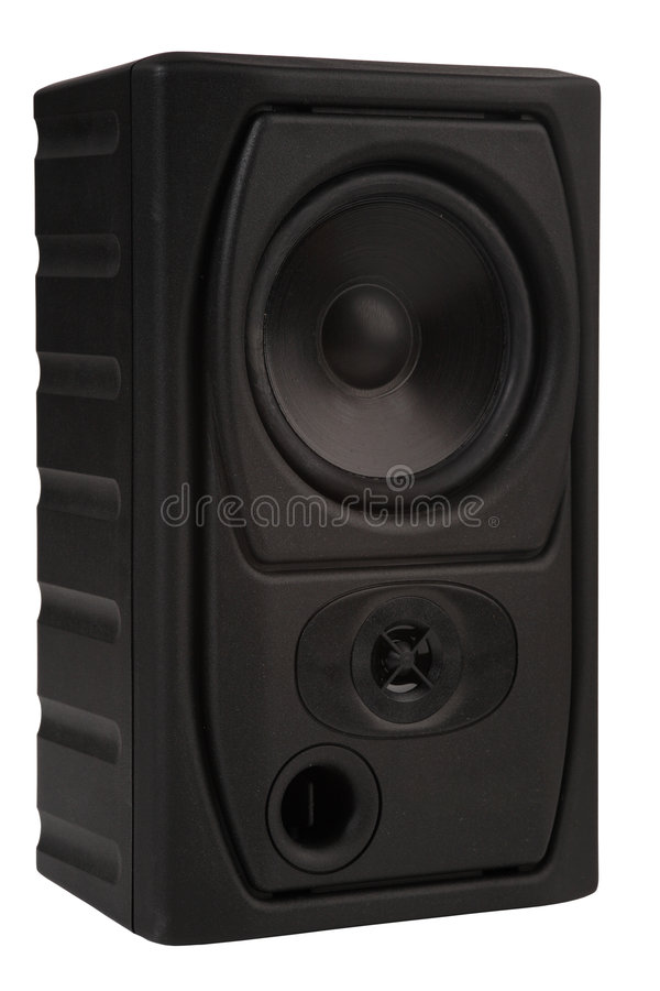 Small Speaker stock image