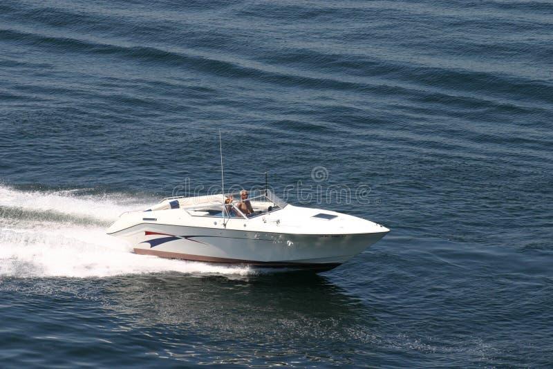 small speedboat στοκ εικόνες
