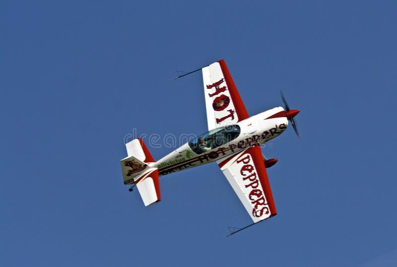 Download Small Sports Plane When Performing Aerobatics Editorial Photo - Image: 15626711