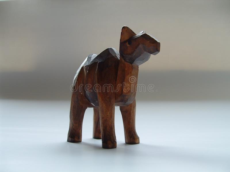 Small statue of a camel
