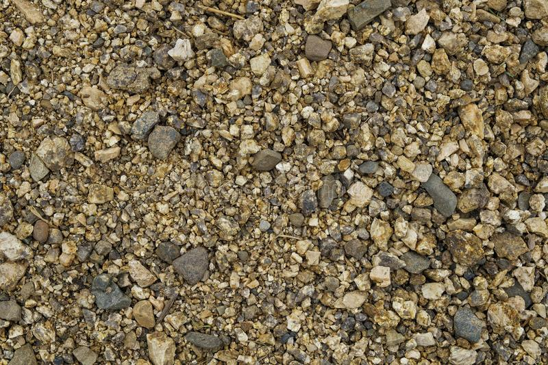Small stones for background or texture stock photos