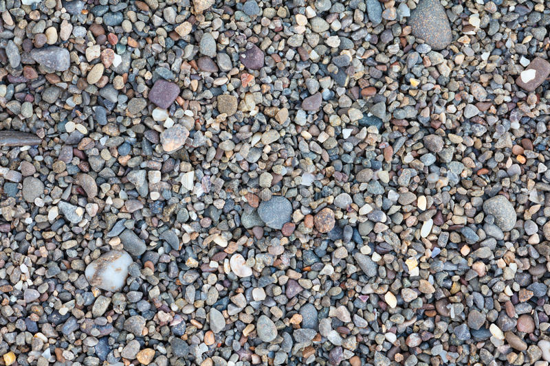 Download Small Stones Pebbles Sand Background Stock Photo - Image of design, brown: 95267240