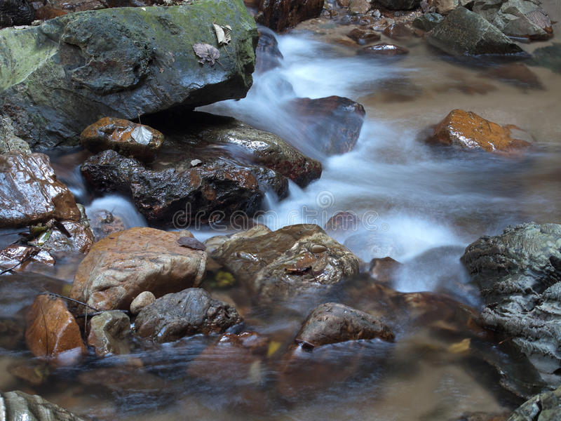Download Small stream stock image. Image of small, beck, drop - 19305677