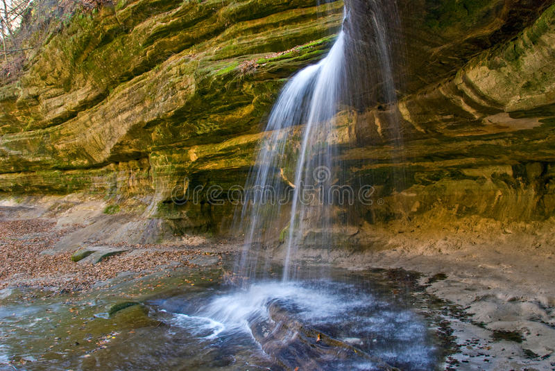 Download Small Stream In LaSalle Canyon Stock Photo - Image: 18194664