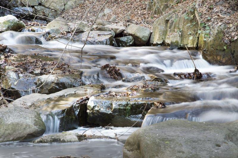 A small stream near Bolzano royalty free stock photography