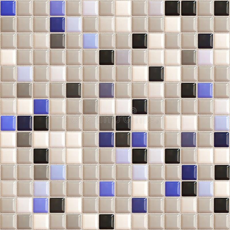 Small Tiles Seamless Texture Stock Illustration ...
