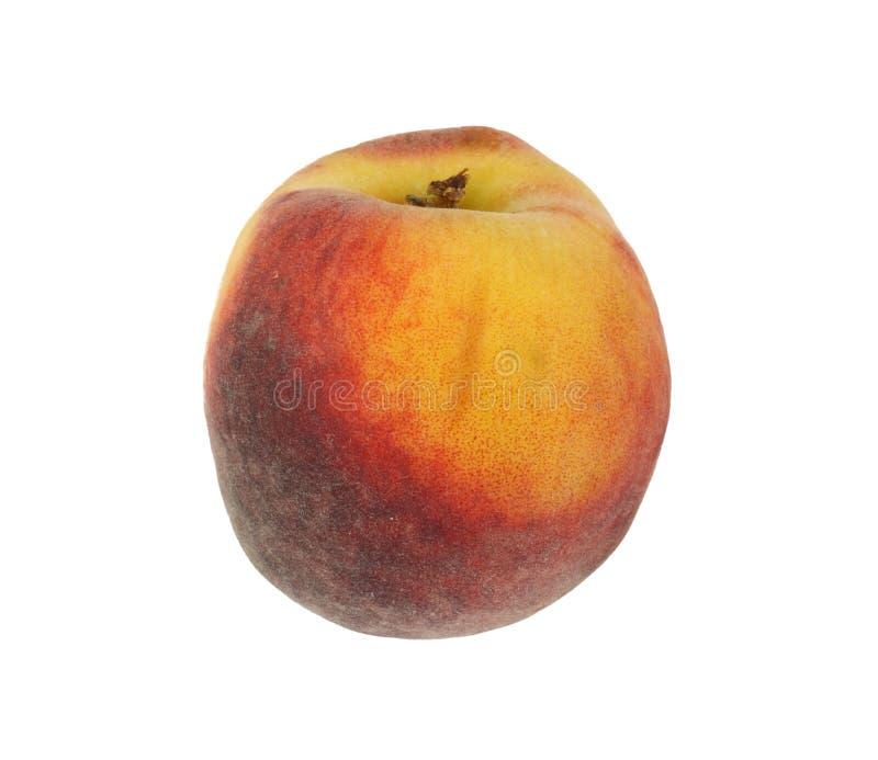 Small Utility Peach Stock Photo