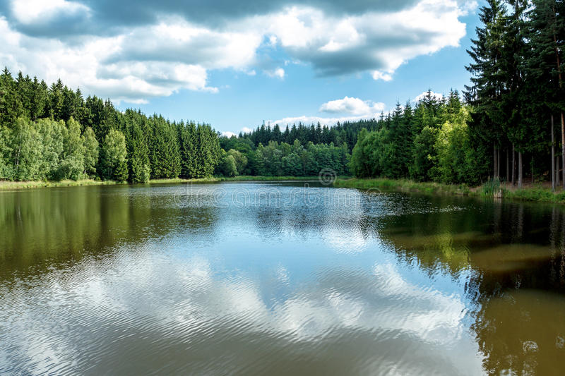 Download Small Water Water Reservoir Royalty Free Stock Photo - Image: 32280965