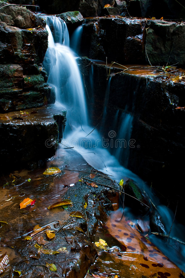 Download Small waterfall stock photo. Image of beauty, flowing - 6043660