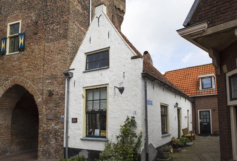 Download Small Historical White House Netherlands Editorial Photo - Image of house, nostalgic: 83708716