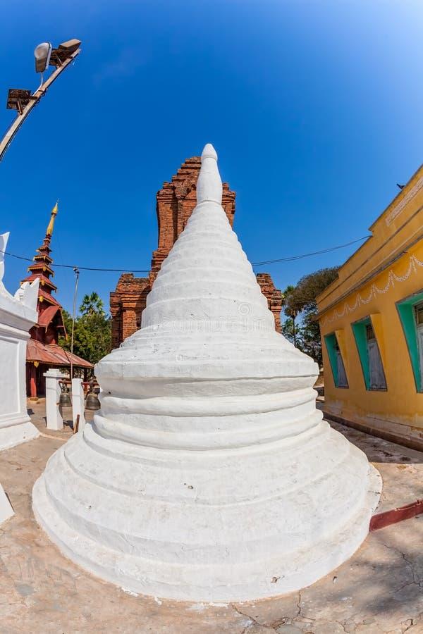 Download The Shwezigon Pagoda stock photo. Image of landmark, pagan - 29895534