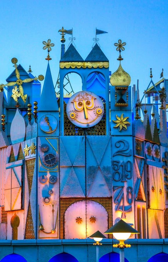Free Small World Ride Disneyland Dancing Dolls Royalty Free Stock Images - 218948159