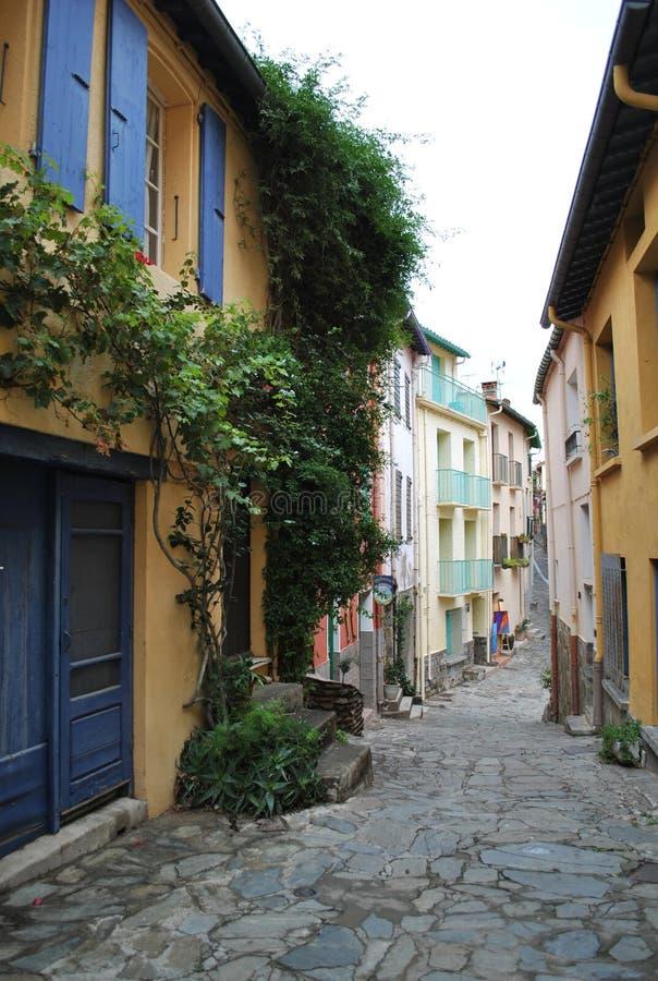 Smalle straten stock foto