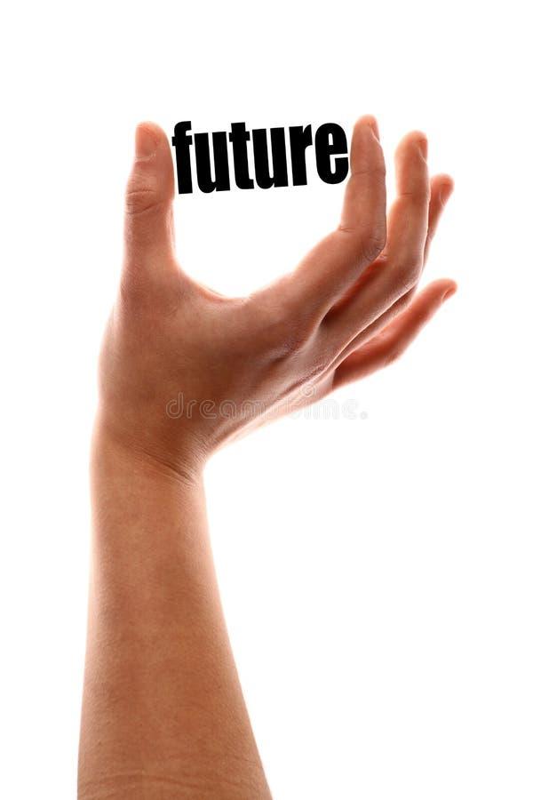 Smaller future stock photography