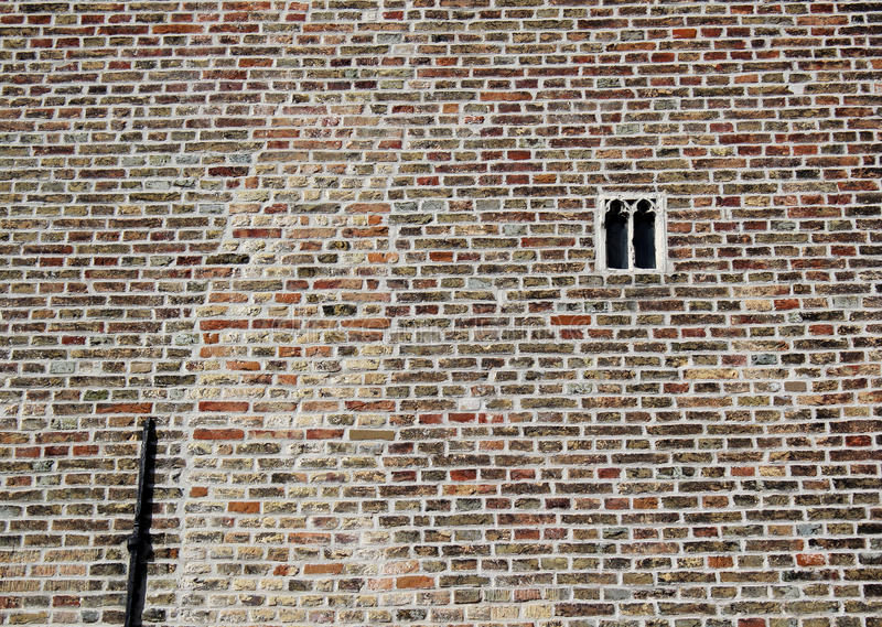 Download The Smallest Gothic Window In Bruges Stock Photo - Image: 23768764