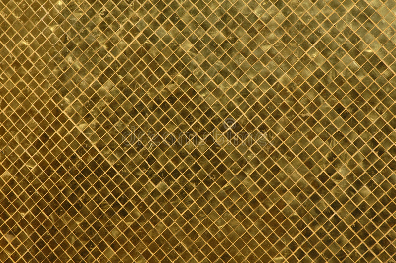 Smalt dourado imagem de stock royalty free