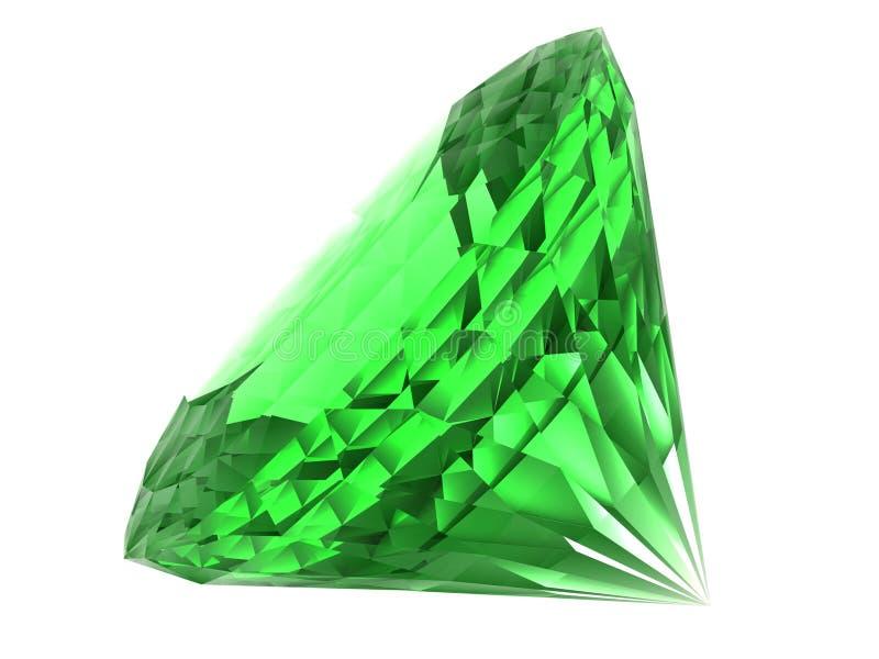 Smaragd vektor abbildung