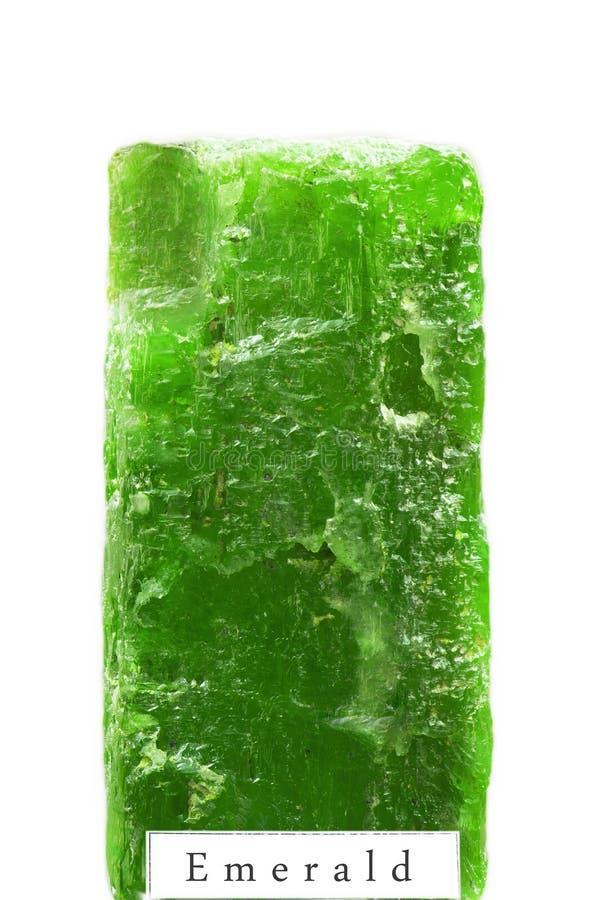smaragd stock fotografie