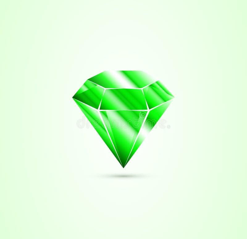 Smaragd trennte vektor abbildung