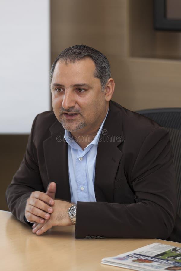 Download Smart City Malta CEO editorial stock photo. Image of corporate - 22365363