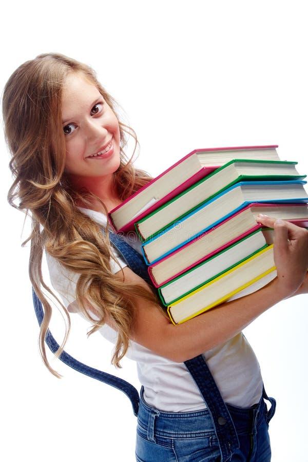 Download Smart girl stock photo. Image of girl, looking, education - 23868704