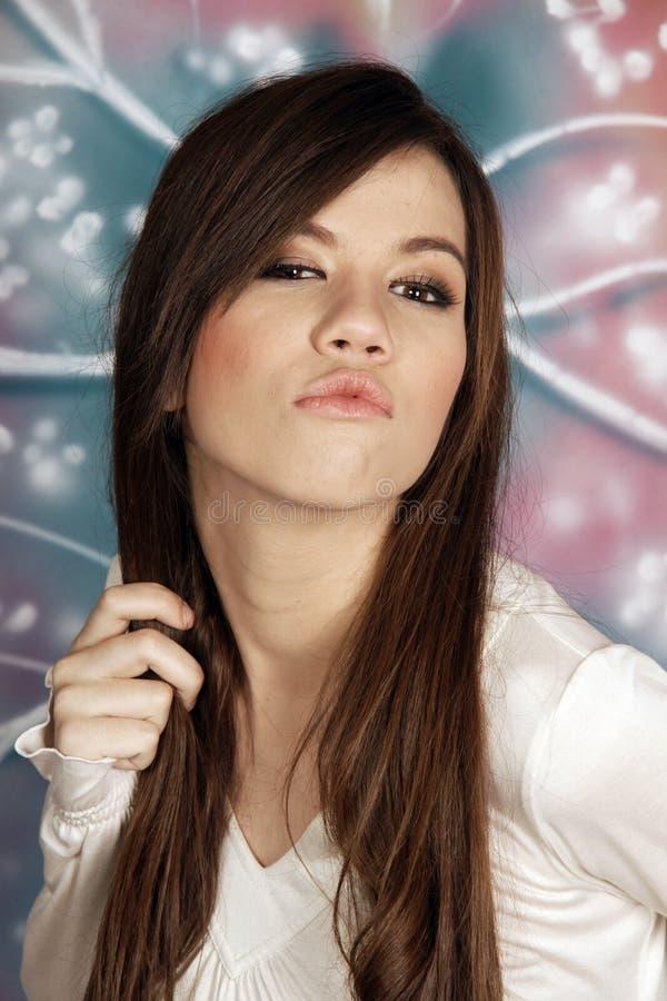 Download Smart Girl Fashion Royalty Free Stock Photos - Image: 10689698