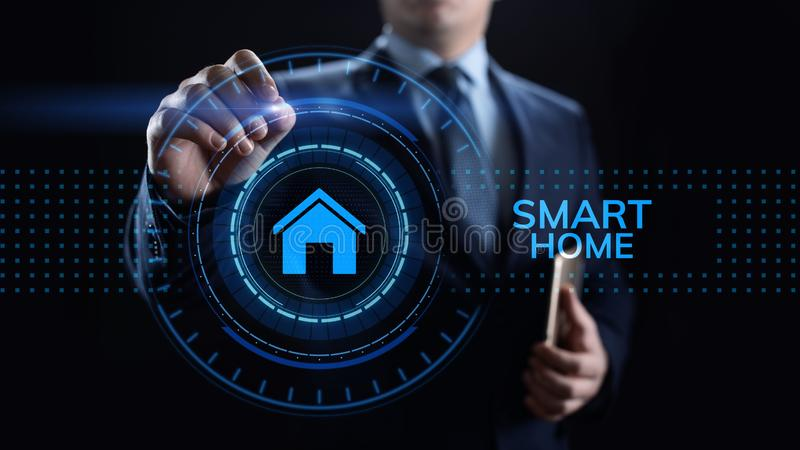 Smart Home Life Process Automation IOT Internet Of Things