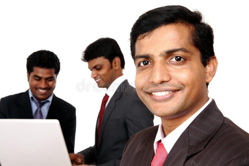 Download A Smart Indian Business Team Stock Photo - Image: 22967238