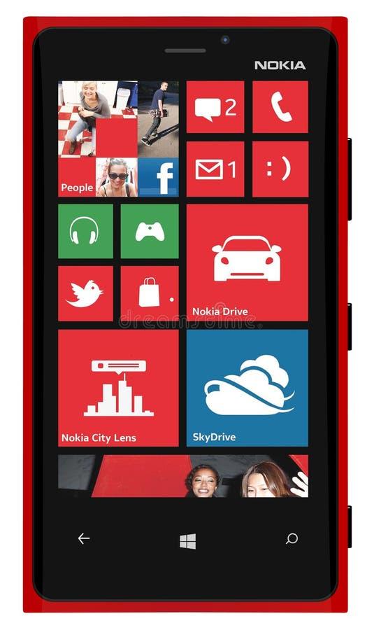 Smart Nokia ringer Lumia 920