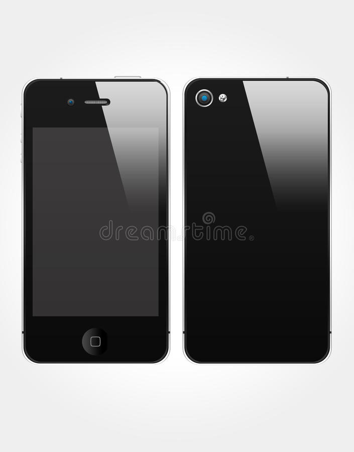 Smart Phone vector illustration