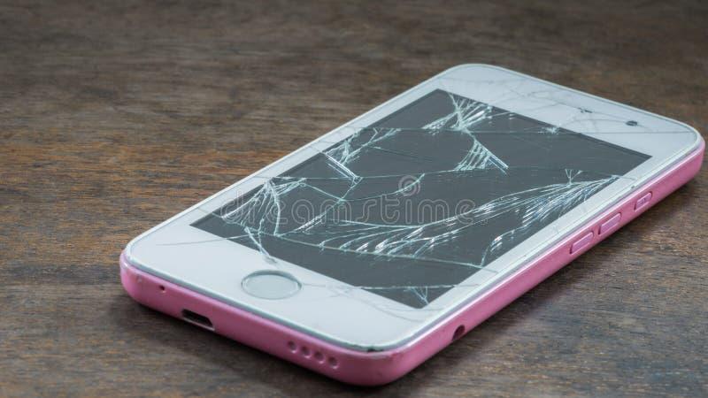 Smart-phone. royalty free stock image