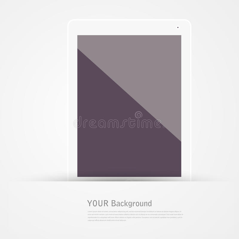 Free Smart Phone With Isolated. Realistic White Stock Photo - 43861450