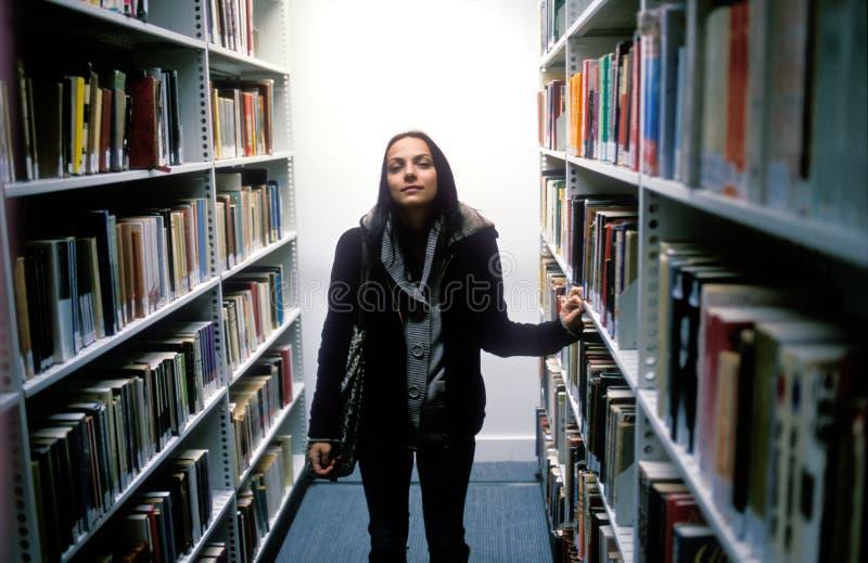 Smart student royalty free stock photo