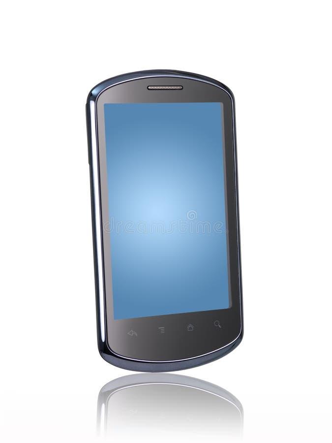 smart telefon royaltyfri bild