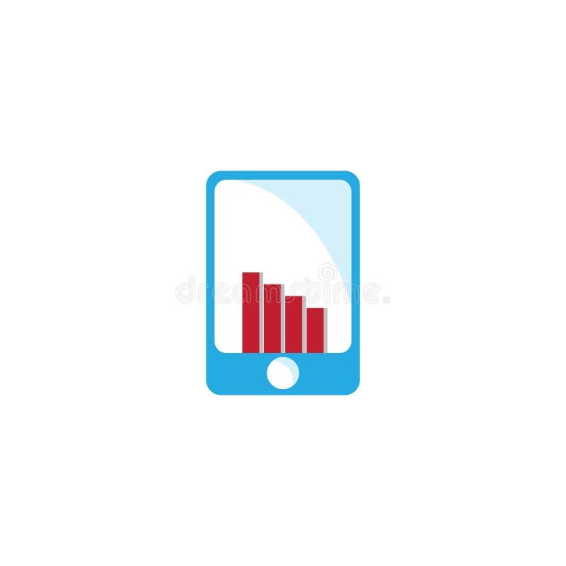 Smarthphone vector illustration royalty free illustration