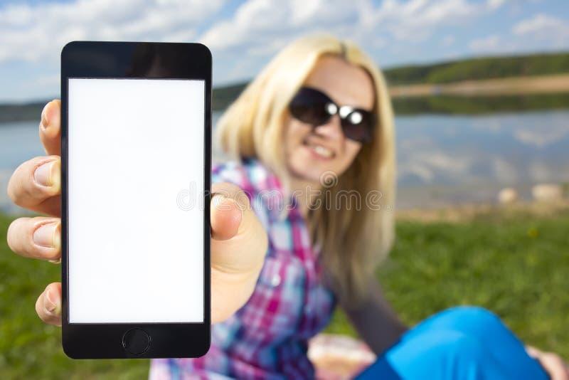 Smartphone женщины
