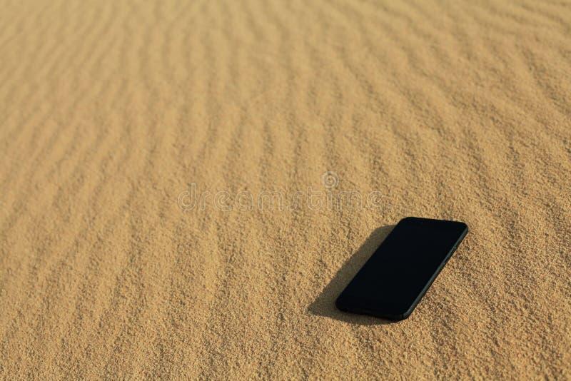 Smartphone royaltyfri bild