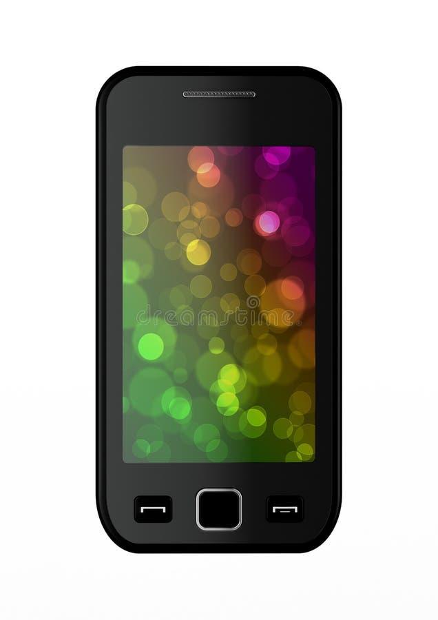 Smartphone ilustração royalty free