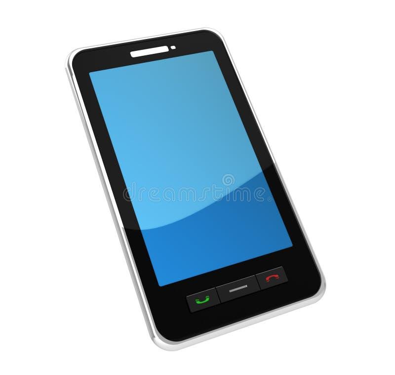 smartphone 皇族释放例证