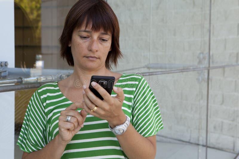 Smartphone imagen de archivo